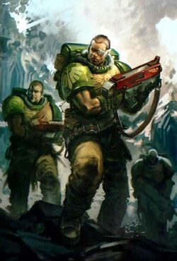 Dark angels warhammer 40k fandom powered by wikia dark angels scout marines fandeluxe Choice Image