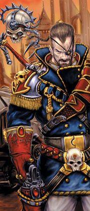 Rogue Trader Skull