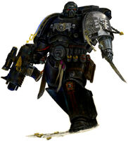 Ultramarines Deathwatch Vet