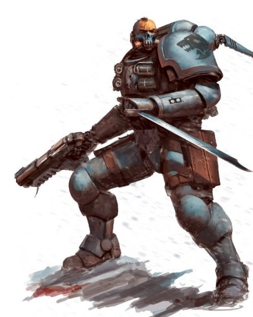 New Space Marine SPACE WOLVES CHAPTER ICONS Bits 40K