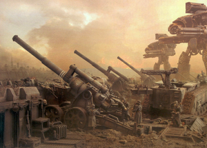 Trojan during Siege of Vraks