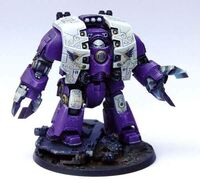 Emperor's Children Leviathan Seige Dreadnought