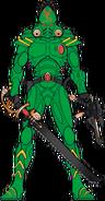 Ynnari striking scorpion