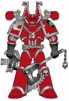 Angron's Fury Berzerker