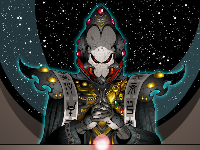 File:Eldar Warlock Meditation by The First Magelord.jpg