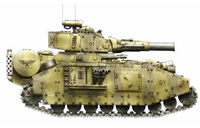 Baneblade of Tallarn 409th Heavy Tank Regiment