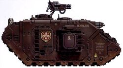 Land Raider Crusader2