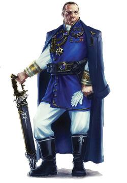 Commodore Teodor Naremmus