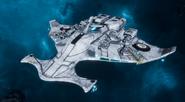 Il'Porrui (Emissary)-class Cruiser