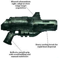 Infernus Pistol