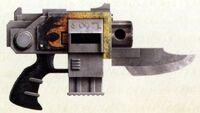 Bolt Pistol Tigrus WB
