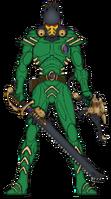 Hidden Strike Striking Scorpion