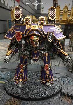 Sun Cleaver Warlord Titan 1