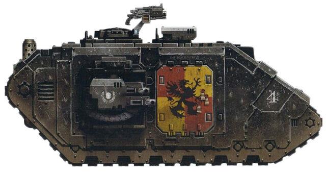 File:HG Land Raider Prometheus 'Shield of Mancora'.jpg