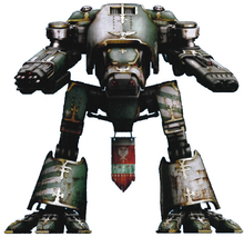 Legio Krytos Warhound Titan 1