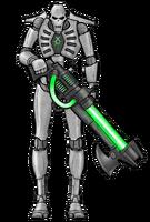 Necron Warrior (2)