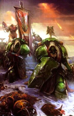 Dark angels warhammer 40k fandom powered by wikia dark angels command squad fandeluxe Choice Image