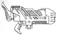 Ryza Pattern 'Wraith' Plasma Pistol