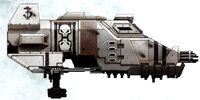 Star Phantoms Land Speeder Tempest