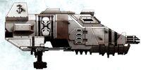 Star Phantoms Land Speeder Tempest