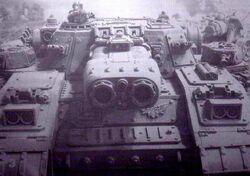 DK Super Hvy Tank