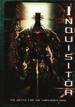 Inquisitor Cover Art