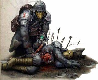 Death Korps of Krieg Medic