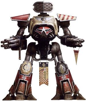 Legio Atarus Reavery-class