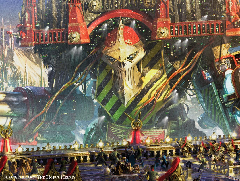 Imperator-class Titan | Warhammer 40k | FANDOM powered by Wikia