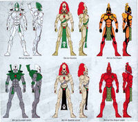 Biel-Tan Aspect Warriors
