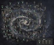 Eldar Galaxy Map