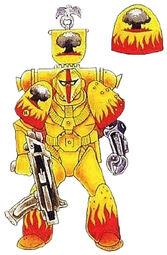 Fire Hawks MkVI Pattern