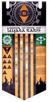 Legio Fureans Princeps Banner
