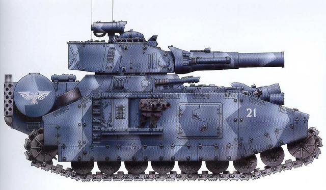 File:Mars Baneblade of the Krieg 1st Heavy Tank Company Emperors Loyal Shield.png