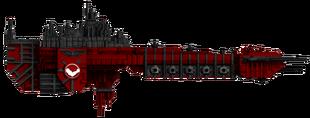 Battle barge castigators by m00nprophet