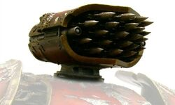 Apocalypse Missile Launcher - Chaos Reaver