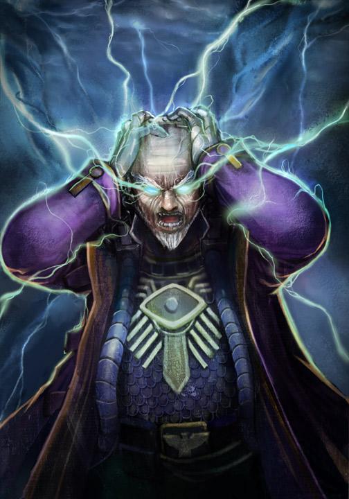 Psyker | Warhammer 40k | Fandom