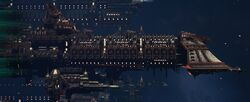 Retribution-class Battleship-2