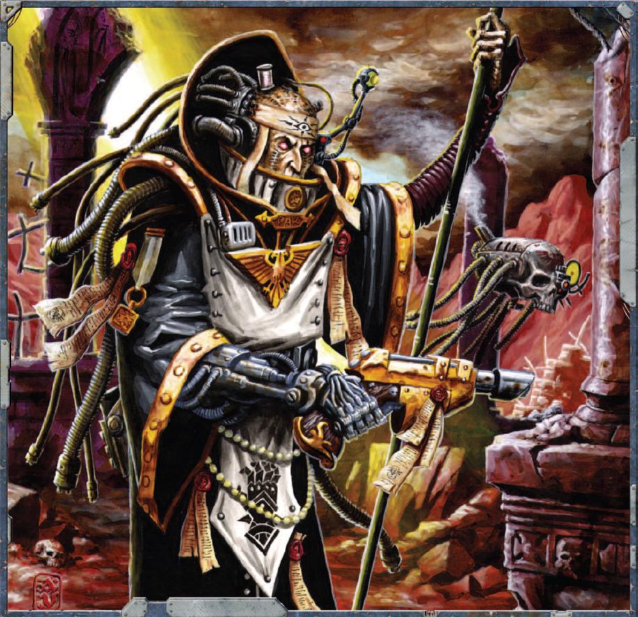 Astropaths | Warhammer 40k | FANDOM powered by Wikia