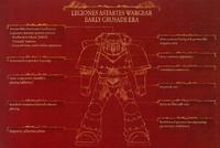 Schematic Mk II Crusade Armour
