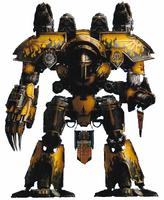 Legio Fureans Warlord Alfaer Vyr