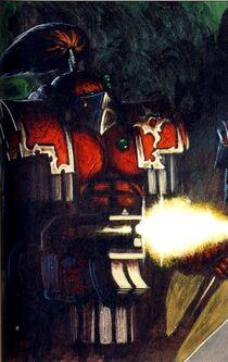 Sekhmet Terminator Squad