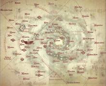 Карта Галактики (Эры Великого похода)