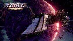 Battlefleet Gothic Armada - Imperium Trailer