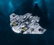 Kir'la (Warden)-class Gunship
