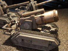 Colossus Siege Mortar