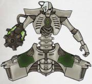Necron Destroyer 3