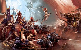 Battle of hymnos