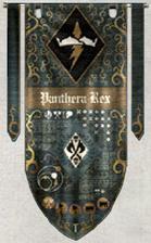 Legio Oberon Panthera Rex Princeps Banner