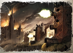 Plague Towers Battle